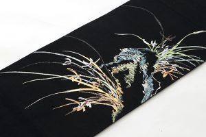龍村平蔵製 袋帯「蘭香錦」のサブ1画像