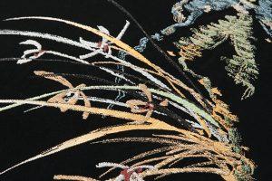 龍村平蔵製 袋帯「蘭香錦」のサブ2画像