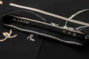 龍村平蔵製 袋帯「蘭香錦」のサブ4画像