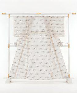 会津からむし織 上布着物のメイン画像