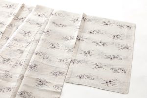 会津からむし織 上布着物のサブ1画像