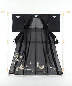 東京染繍大彦製 絽留袖のメイン画像