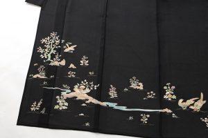 東京染繍大彦製 絽留袖のサブ1画像