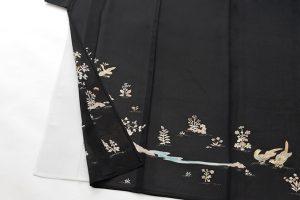 東京染繍大彦製 絽留袖のサブ2画像