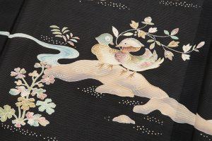 東京染繍大彦製 絽留袖のサブ3画像