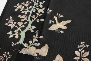 東京染繍大彦製 絽留袖のサブ4画像