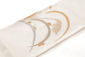 楽風林謹製 夏袋帯のサブ1画像