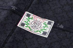 宮古紬 単衣着物のサブ4画像