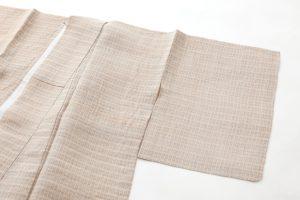 林宗平作 越後上布着物 のサブ1画像