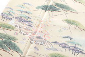 上野街子作 訪問着のサブ4画像