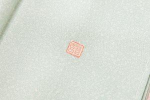 人間国宝 羽田登喜男作 訪問着のサブ5画像