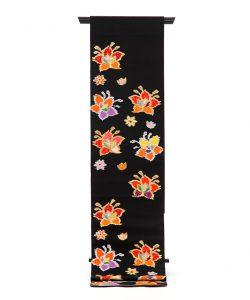 龍村平蔵製 袋帯「モール昌花文」のメイン画像
