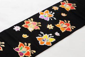 龍村平蔵製 袋帯「モール昌花文」のサブ1画像