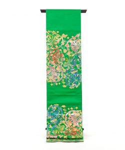 龍村平蔵製 袋帯「王朝華立湧のメイン画像