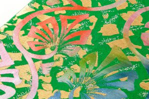 龍村平蔵製 袋帯「王朝華立湧のサブ2画像