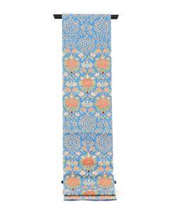 龍村平蔵製 袋帯「天平蝶花文」のメイン画像