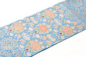 龍村平蔵製 袋帯「天平蝶花文」のサブ1画像