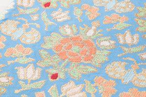 龍村平蔵製 袋帯「天平蝶花文」のサブ2画像