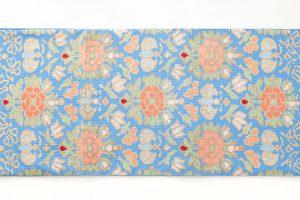 龍村平蔵製 袋帯「天平蝶花文」のサブ3画像