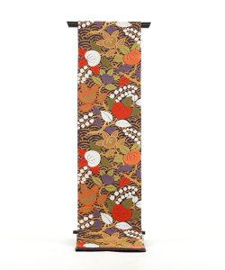 山口織物製 袋帯地 「青海に橘」のメイン画像
