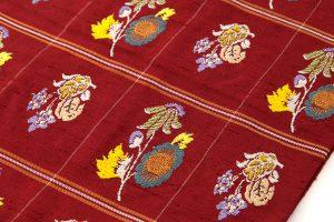 龍村平蔵製 袋帯「モール草花」のサブ2画像