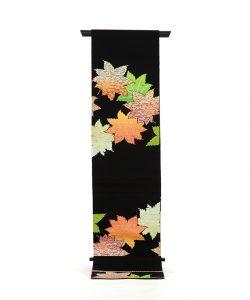 龍村平蔵製 夏袋帯「かえで錦」のメイン画像