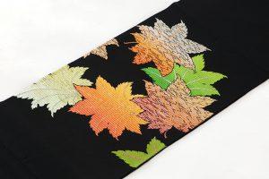 龍村平蔵製 夏袋帯「かえで錦」のサブ1画像