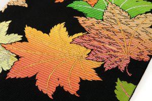 龍村平蔵製 夏袋帯「かえで錦」のサブ2画像
