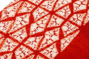草紫堂謹製 南部茜染 綿九寸帯のサブ2画像