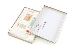 志村洋子作 九寸帯 「花吹き寄せ」のサブ5画像
