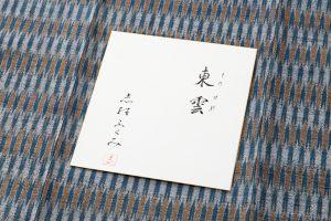 人間国宝 志村ふくみ作 紬着物「東雲」のサブ5画像
