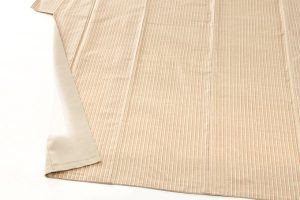 人間国宝 北村武資作 羅文帛織着物のサブ3画像