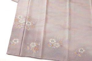 初代久保田一竹作 色留袖のサブ2画像