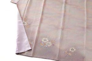 初代久保田一竹作 色留袖のサブ3画像