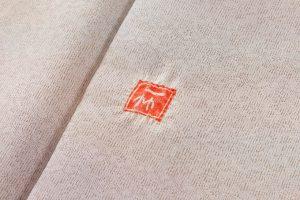 初代久保田一竹作 色留袖のサブ5画像