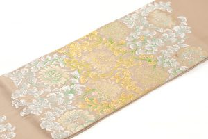 龍村平蔵製 袋帯「歌仙色紙文」のサブ1画像