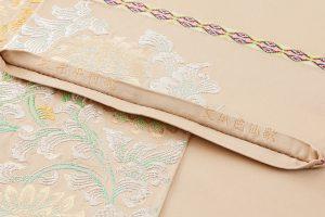 龍村平蔵製 袋帯「歌仙色紙文」のサブ5画像