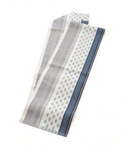 小川規三郎作 献上博多織八寸帯のメイン画像