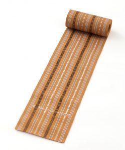 小川規三郎作 献上博多織角帯のメイン画像
