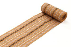 小川規三郎作 献上博多織角帯のサブ1画像