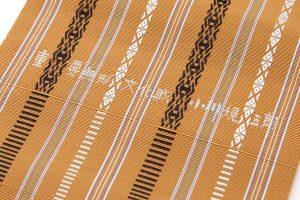 小川規三郎作 献上博多織角帯のサブ2画像