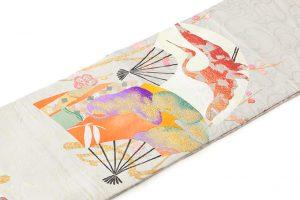 龍村平蔵製 丸帯「福壽氷紈錦」のサブ3画像