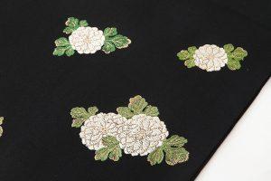 龍村平蔵製 袋帯「盛上菊錦」のサブ2画像
