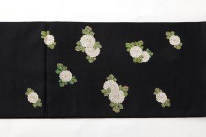 龍村平蔵製 袋帯「盛上菊錦」のサブ3画像