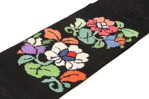 初代龍村平蔵製 袋帯「御室椿」のサブ1画像