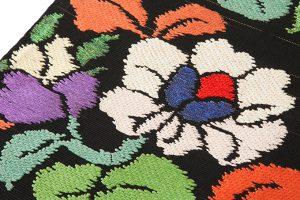 初代龍村平蔵製 袋帯「御室椿」のサブ3画像