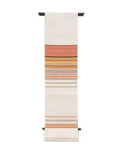 龍村平蔵製 袋帯「太子異文錦」のメイン画像