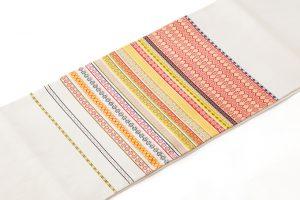 龍村平蔵製 袋帯「太子異文錦」のサブ1画像