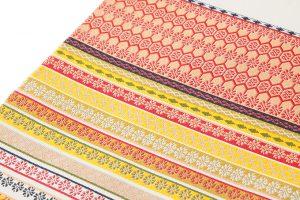 龍村平蔵製 袋帯「太子異文錦」のサブ2画像