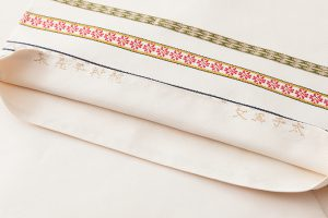 龍村平蔵製 袋帯「太子異文錦」のサブ4画像